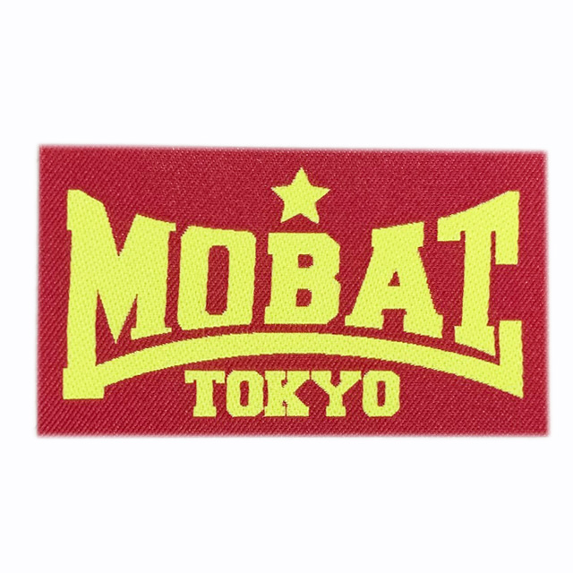 MOBAT ワッペン