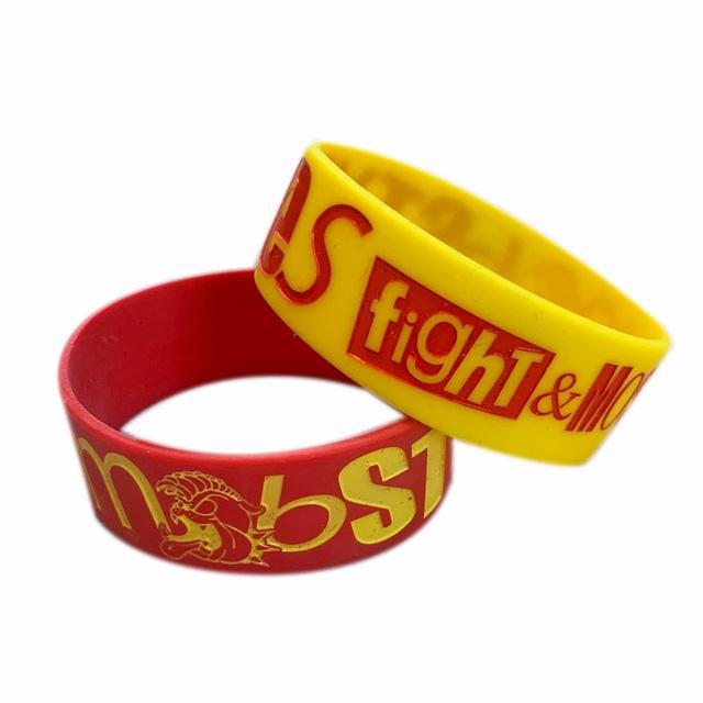 MOB FIGHT&MOSH ラバーバンド