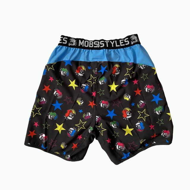 RUNNING MOSH PANTS STAR [ポケットあり]