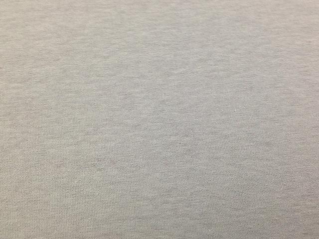 24/-粗挽天竺ニット グレー アニマル柄 アンティークレッド