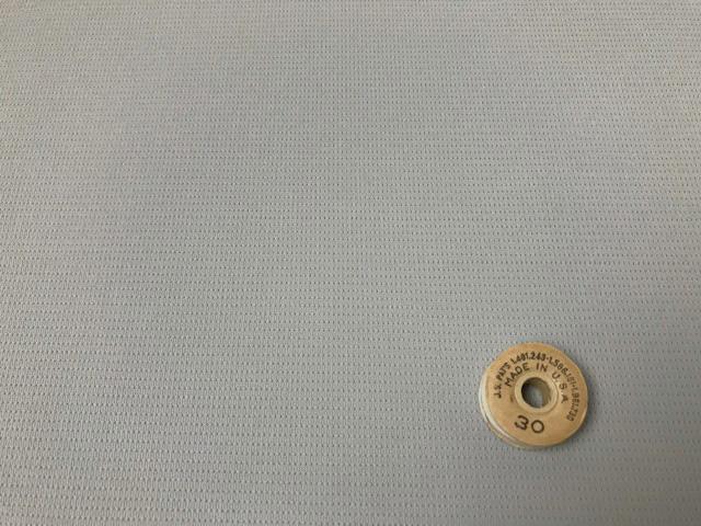 ベンクール機能性ニット ライトグレー