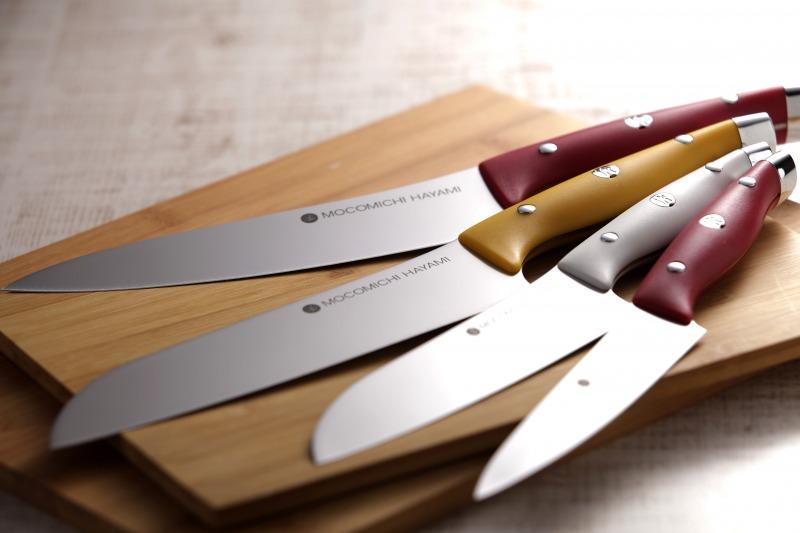 シェフナイフ18cm マスタード | #111 MOCOMICHI HAYAMI HI Style Elite