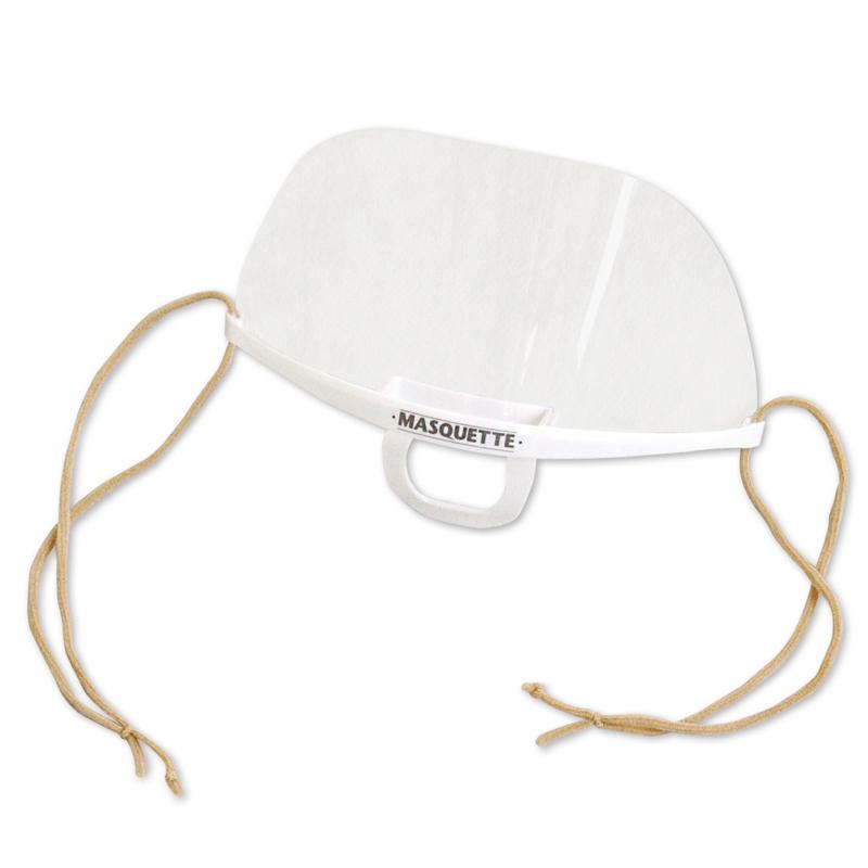 透明衛生マスク マスケット 10個