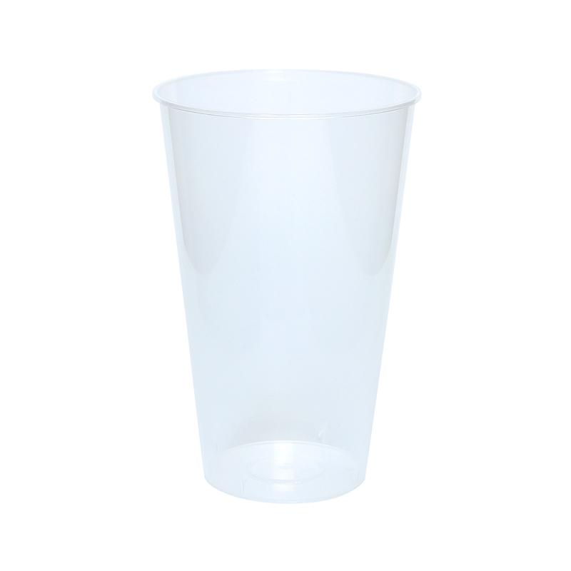 PPカップ 無地 500ml 25個