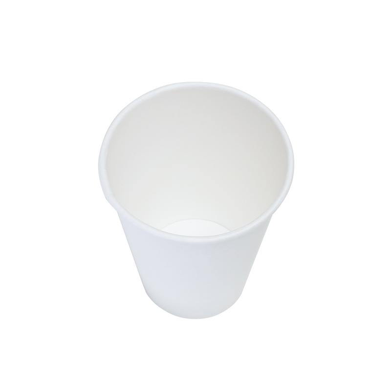 厚紙カップ 白 8オンス 1,000個
