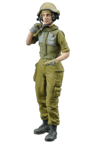 1/35 現用IDF戦車兵 A