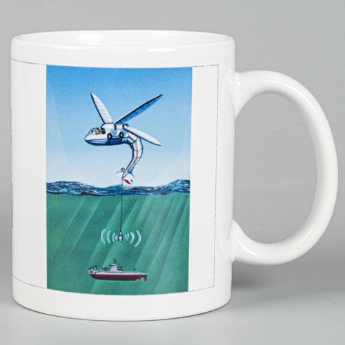 「世界の駄っ作機 9」刊行記念マグカップ