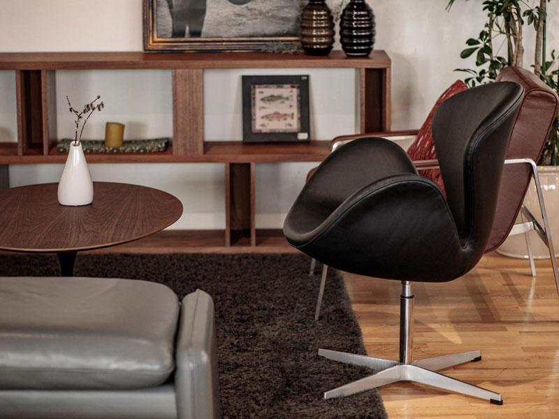 スワンチェア | Swan Chair | アルネ・ヤコブセン