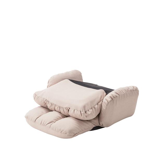 エレガントなうたた寝チェア | ソフトベージュ