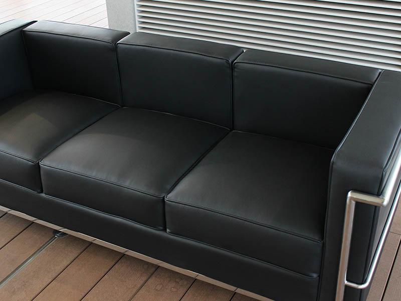 LC2 ソファ | コルビジェ | PU テーブルセット