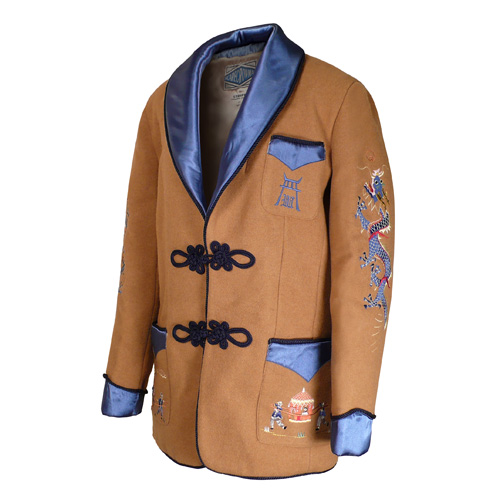 SCARECROWMAN スモーキングジャケット