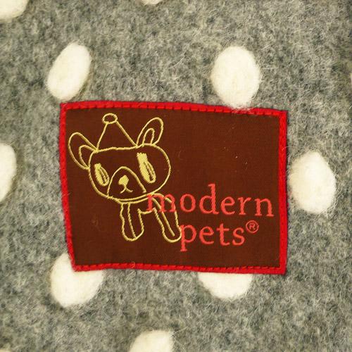 modern pets メリア ブランケット(グレー)