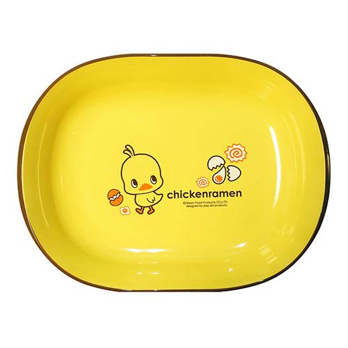 ひよこちゃん キッズカレー皿