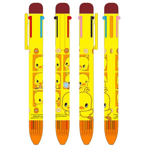 ひよこちゃん 6色ボールペン