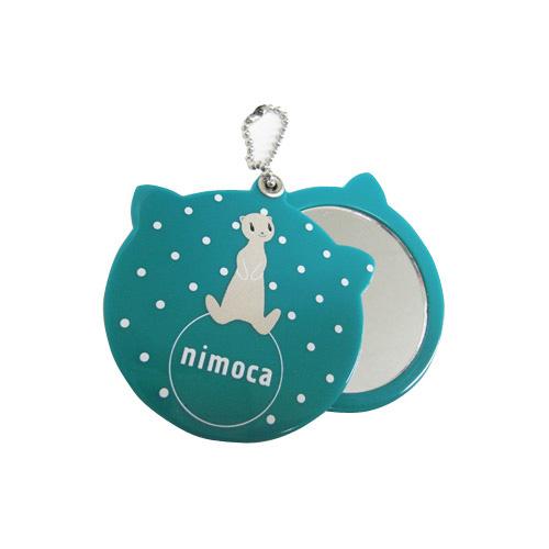 nimoca×FUNNEL 携帯ミラー nimoca(ドット)FN-011