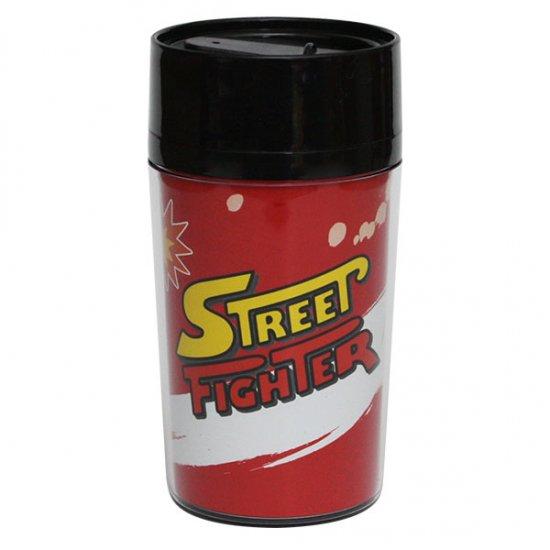 ストリートファイター×play set products タンブラー リュウ ケン