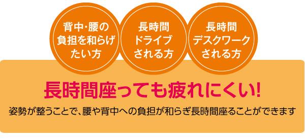 姿勢体幹サポーターエイト【CARE】