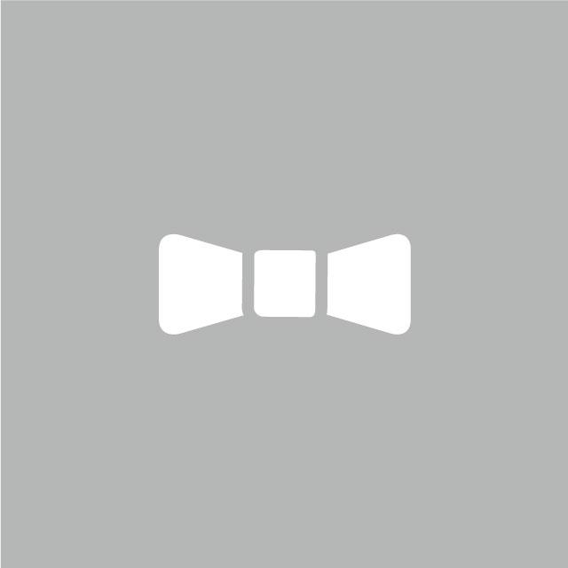 蝶ネクタイ(アイロン転写用、色:ブラック、レッド、ホワイト)