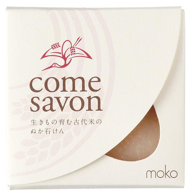 COME SAVON(コメサボン) 白 80g