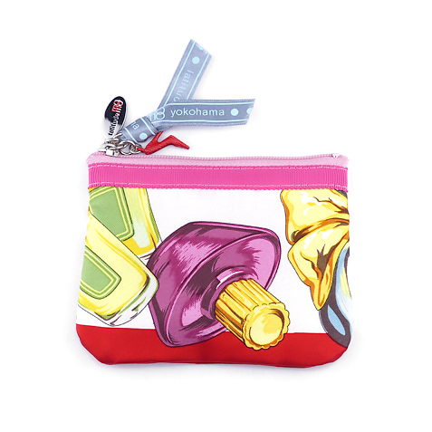 Key Coin Pouch(Perfume Bottle)