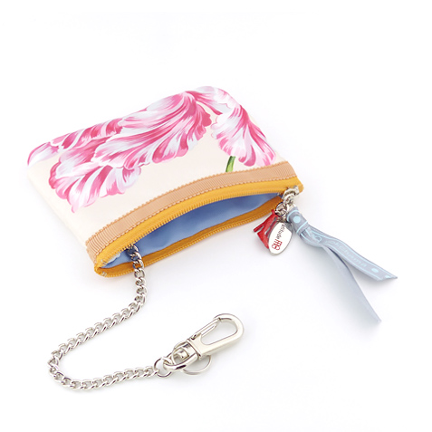 Key Coin Pouch(tulip)