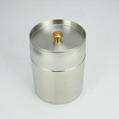 (工房アイザワ)茶筒 ナチュラル