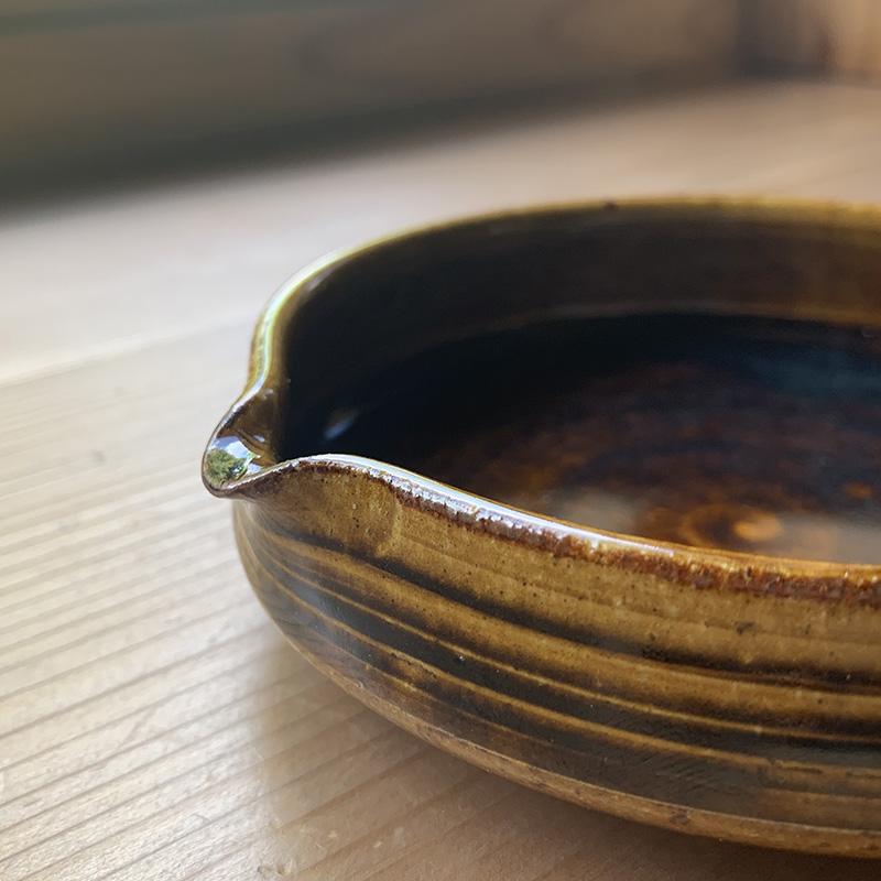 (三温窯)片口小鉢