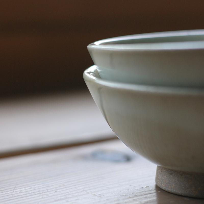 (三温窯)飯茶碗