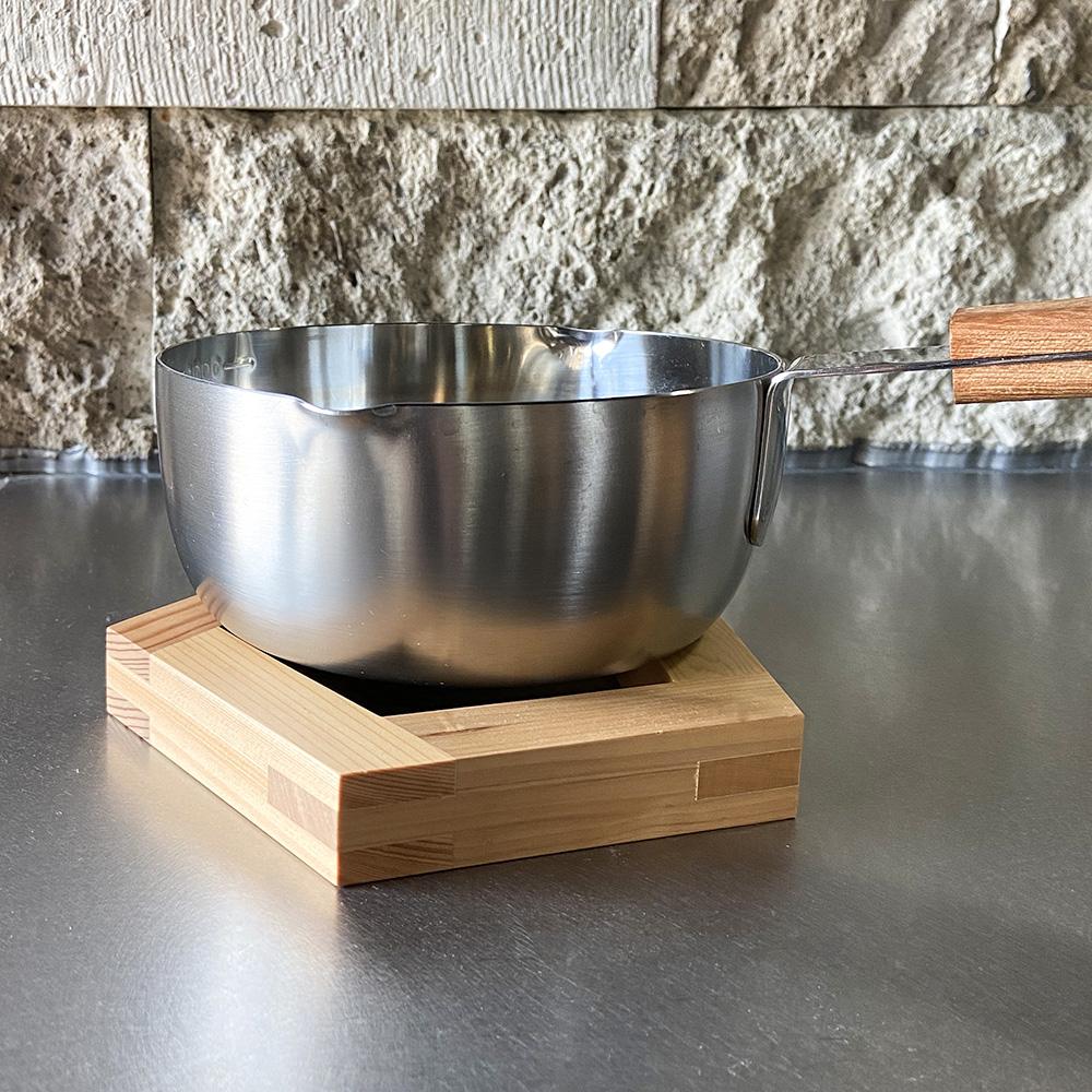 (asahineko)五木 鍋敷