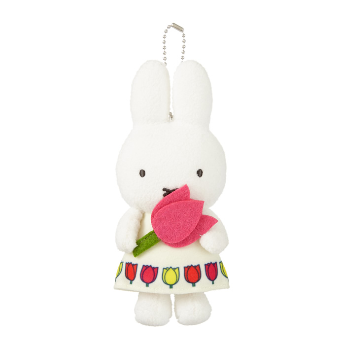 miffy and tulips マスコット