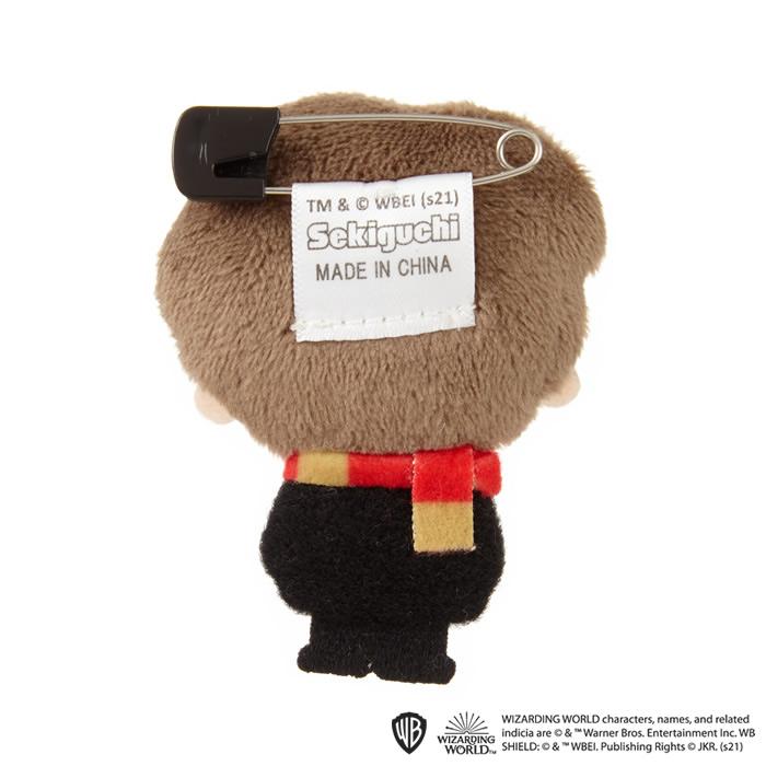 【ネコポス可】ぬいバッジ ハリー・ポッター