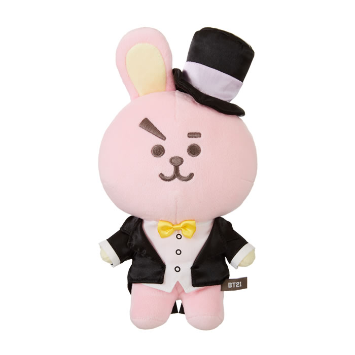 【日本限定】BT21 ぬいぐるみ Let's party with you COOKY