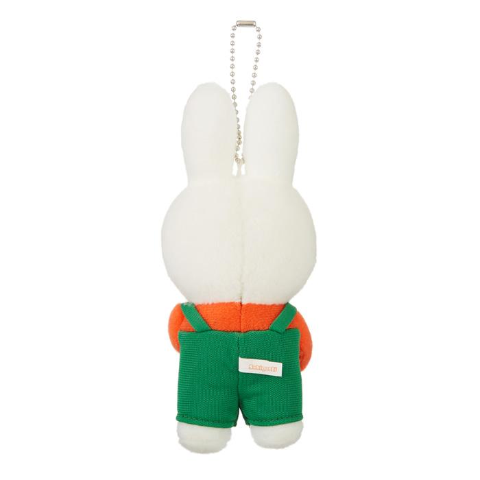 miffy carrot ミッフィー キャロット マスコットキーチェーン