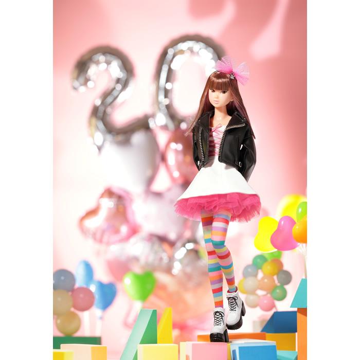 ≪モモコドール≫ momokoDOLL Twenty Colors