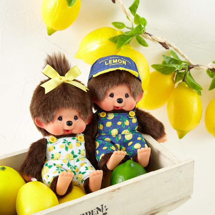 【予約商品】Mon Mon Farm レモン モンチッチ Sサイズ 男の子