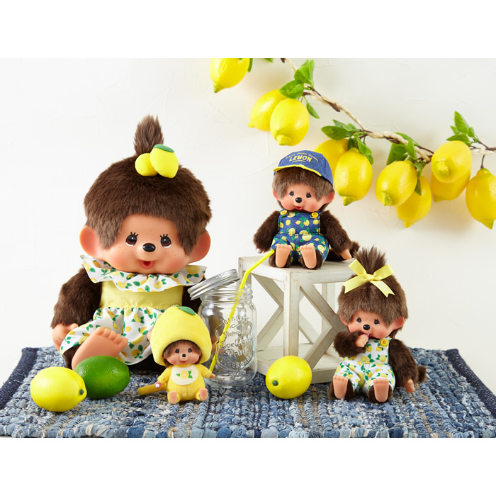 【予約商品】Mon Mon Farm レモン モンチッチ Sサイズ 女の子