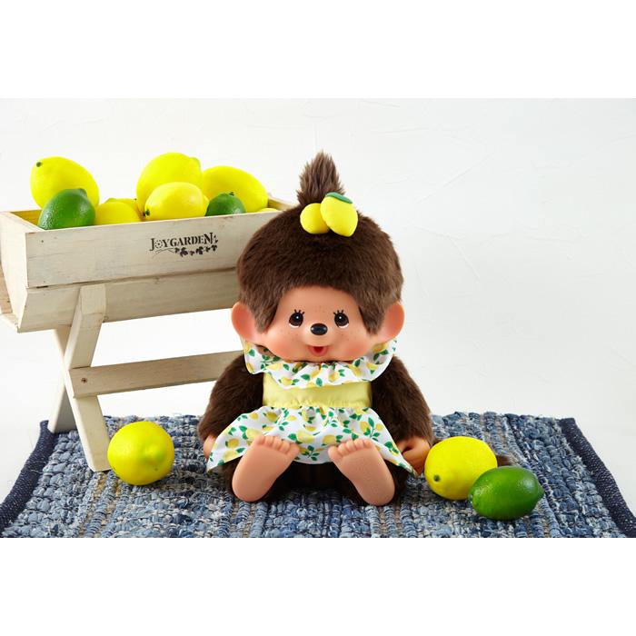 【予約商品】【オフィシャルショップ限定】 Mon Mon Farm レモン モンチッチ やわらかL 女の子