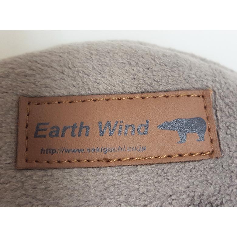 【ネコポス可】Earth Wind ペンケース コノハズク