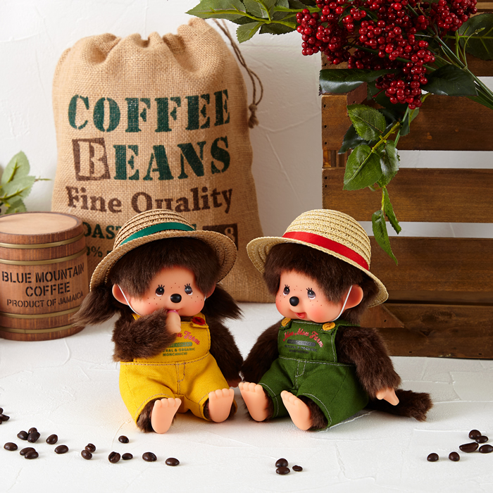 コーヒーモンチッチ,Mon Mon Farm コーヒー モンチッチ Sサイズ 男の子