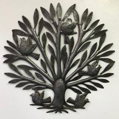 ハイチメタルアート RON130-36 36cm