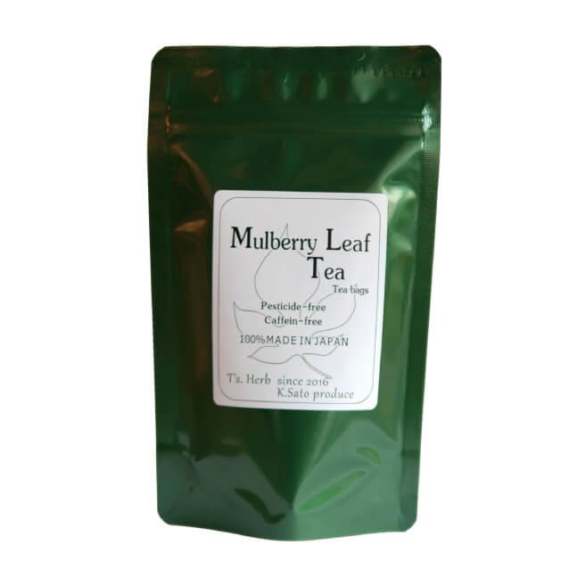 Mulberry Leaf Powder 桑の葉茶ティーバッグ20包