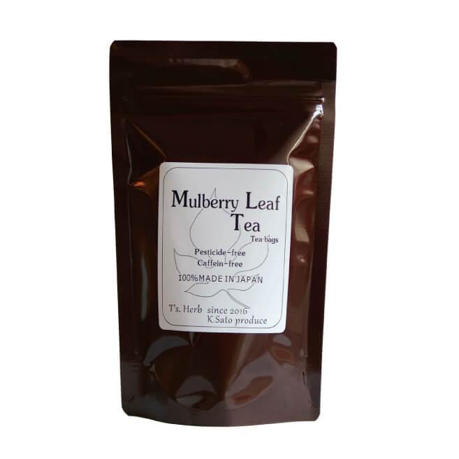Mulberry Leaf Powder 桑の葉ほうじ茶20包