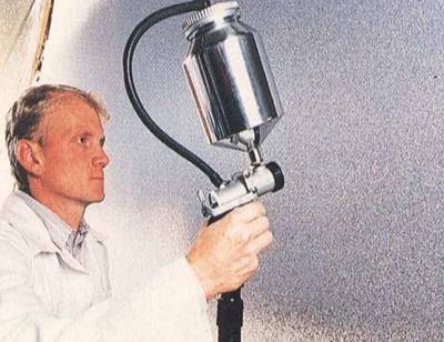 ABAC 温風低圧塗装機用 PN-5 スプレーガン