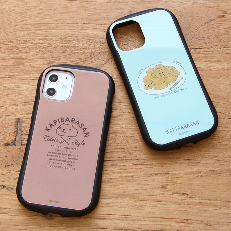 カピバラさん i select iPhone 12 mini 対応ケース