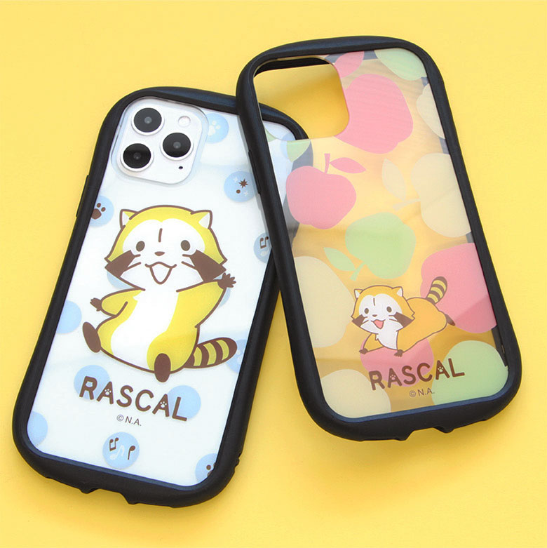 ラスカル i select clear iPhone 12/12 Pro 対応ケース