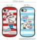 ヨッシースタンプ×ウォーリーをさがせ! i select iPhone SE(第2世代)/8/7/6s/6対応ケース レッド