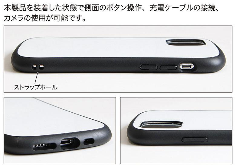 サンリオキャラクターズ×ヨッシースタンプ i select iPhone 11 Pro 対応ケース