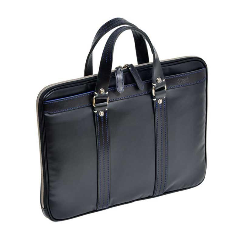 エンドー鞄 REGALE MODERNDY レガーレ モダンディー マチなし ブリーフ ビジネスバッグ ブラック 7-044-BK