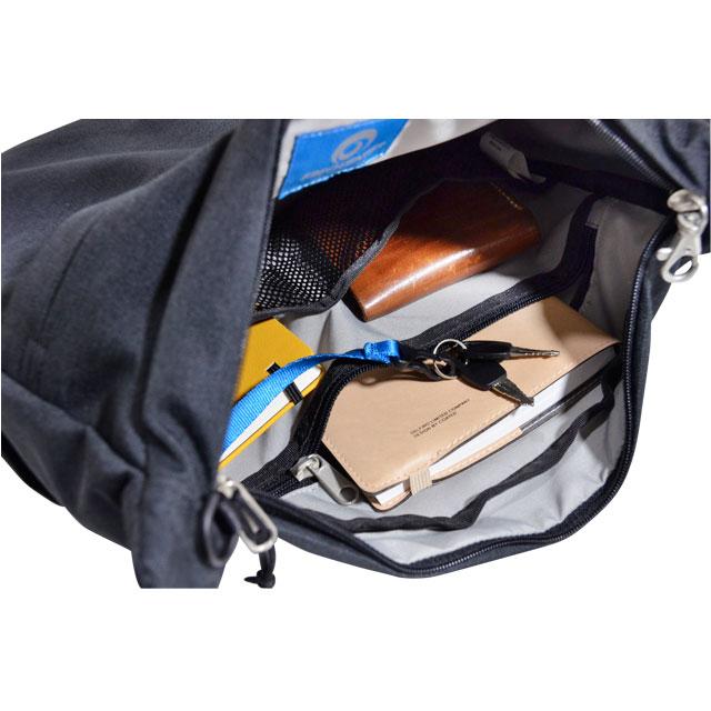 エンドー鞄 FREQUENTER WEEKEND フリクエンター ウィークエンド 舟形 ショルダーバッグ コン 4-353-NV