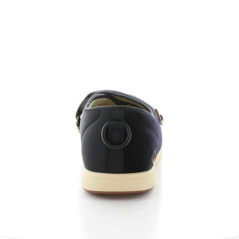 ムーンスター メンズ/レディース 介護 片足販売 パステル405右足 ブラック デイケアタイプ介護靴 足に優しい新感覚